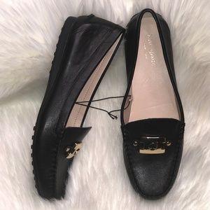 Kate Spade New York Women's Loafer, Black, SZ 7.5